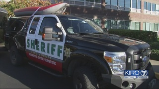 Washington state law enforcement agencies say their budgets are at risk