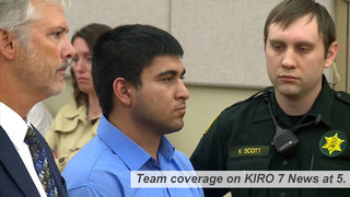 Cascade Mall shooting suspect charged with 5 counts of murder