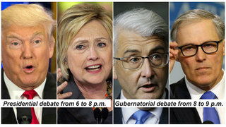 What to look for in the presidential debate