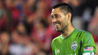 Sounders rule out Clint Dempsey the rest of year