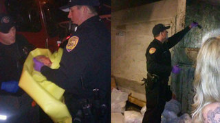 18-year-old mom charged with abandoning newborn in dumpster