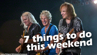 7 things to do this weekend: Sept. 30-Oct. 2