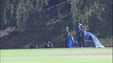 VIDEO: Needles, homeless tents on Seattle youth sports fields