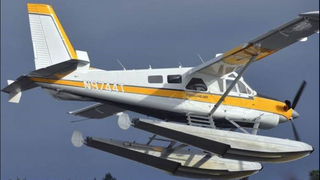 Float plane crashes in San Juan Islands