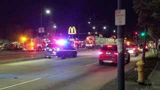 Sound Transit service interrupted Friday night after man hit on tracks