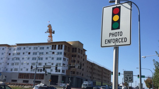 Lawsuit: Lynnwood red-light camera tickets should be refunded