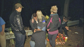 Shots fired during vigil for Federal Way father