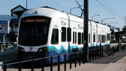 A Sound Transit Link light rail train. (Oran Viriyincy/Wikimedia Commons)