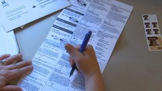 Citizen check proposed for Washington voter registration