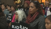 Hundreds gathered for a Black Lives Matter rally and march in Seattle.
