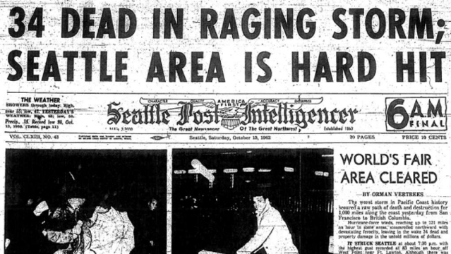seattle wind storms  a historic look at fatal weather