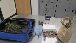 Police: Oregon man tries to buy snowmobile with marijuana