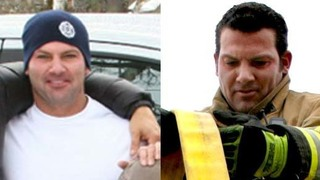 Search continues for missing firefighter