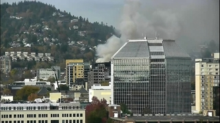 8 injured in Portland after building explosion