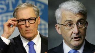 Inslee and Bryant spar in 3rd  gubernatorial debate