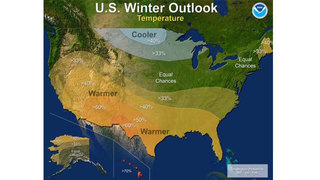 Winter Outlook: Expected wet conditions to enhance river flood potential