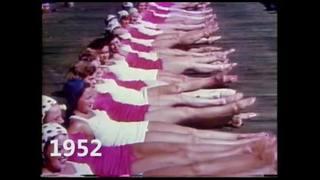 VIDEO: Seattle Aqua Theatre at Green Lake, 1952 and 1979 demolition