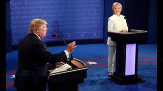 AP FACT CHECK: Trump, Clinton debate claims