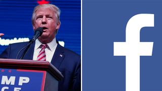Report: Facebook employees wanted Trump posts removed as hate speech