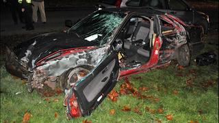 Man killed, 2 women hurt in Centralia 1-car crash