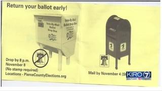 Podlodowski believes Pierce County deadline may discourage voters