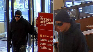Seattle pollice looking for Capitol Hill bank robber