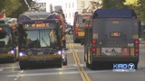 VIDEO: Problems with new electric buses cause delayed commutes, safety problems