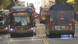 Problems with new electric trolley buses cause delayed commutes, safety problems
