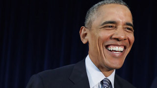 Obama on final Super Bowl pick as president: