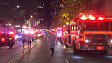 Nov. 9, 2016: Shooting on Third Avenue and Pine Street in Downtown Seattle. (Credit: Seattle Fire Department)