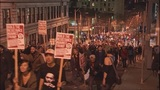 VIDEO: Thousands march in anti-Trump protest