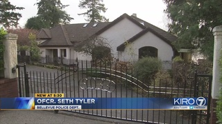Squatter takes over multimillion dollar home