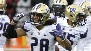 No. 6 Huskies make statement, beat No. 23 WSU 45-17 in Apple Cup
