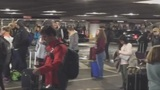 VIDEO: Seatac airport traffic gridlock