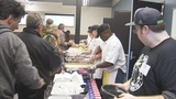 VIDEO: Hundreds of homeless veterans have new hope thanks to volunteers