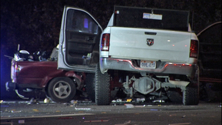 Woman killed in crash on West Valley Highway