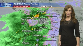 KIRO 7 PinPoint Weather for Saturday, Dec. 3