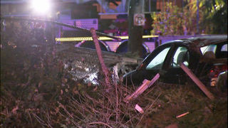 Pursuit on Lake City Way ends in fatal crash