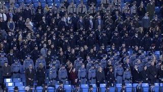 Thousands attend slain Tacoma officer