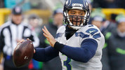 Seattle Seahawks' Russell Wilson throws during the first half of an NFL football game against the Green Bay Packers Sunday, Dec. 11, 2016, in Green Bay, Wis. (AP Photo/Mike Roemer)