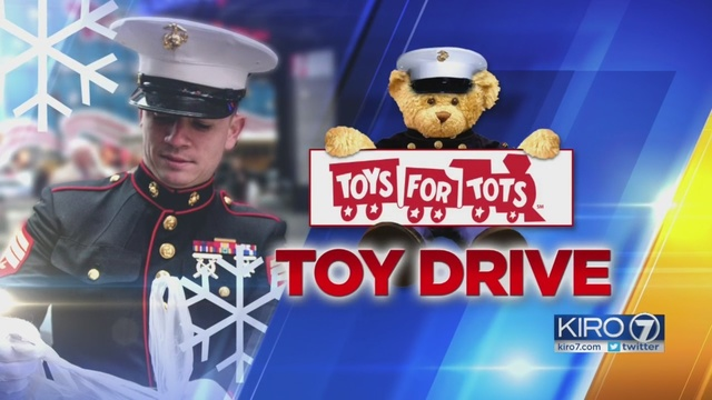 Toys For Tots 2017 Centurylink Seattle : Events mission continues