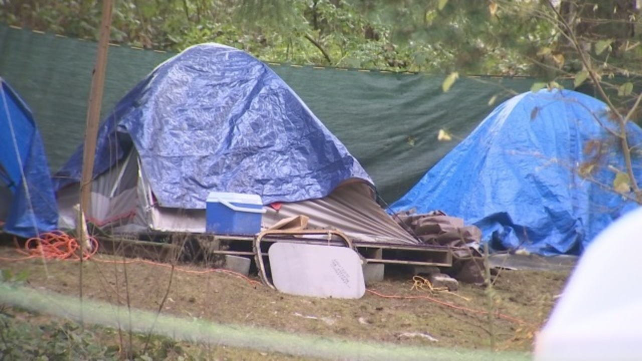 shoreline changes proposal allowing homeless encampments in