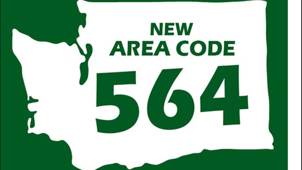 Washington getting new area code in 2017 KIROTV