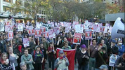 Multiple anti-Trump protests and events are scheduled for Seattle around the inauguration. This comes after series of protests in the city, such as this one, immediately after the election.