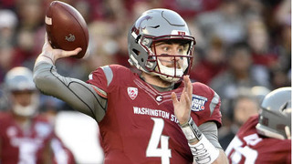 Washington State QB Luke Falk to return for senior year