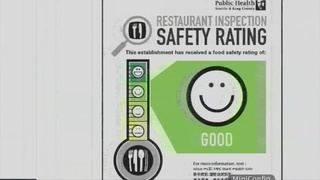King County restaurant ratings rollout next week