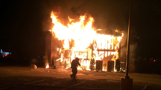 Islamic Center burned in arson, one man arrested in Bellevue