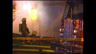 VIDEO: Pang warehouse fire coverage, Jan.