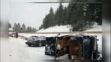VIDEO: Student travel concerns continue after multicar crash