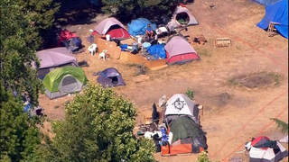 Seattle mayor sends emergency order for 3 homeless camps